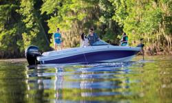 "Boat, Motor, Custom Trailer & Deluxe Ratchet Cover LIMITED TIME BONUS: Driver Bolster Seat, Auto Bilge, Tilt Steering, Upgraded Cover & Factory Installed Depth Finder! $51,995 - $4,000 CASH ALTERNATIVE= $47,995 SALE Qualifies for 2.99% Fixed-Term ""Special"