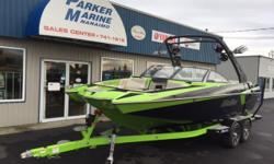 Ready for the water ! 65 hours ! Fresh Water ONLY ! Monsoon 62L410 engine MXZ Pack 8spkr. 2 subwoofers w/amp sound system 18 in. KMC Rockstar 2 trailer Dlr # 40435 ASK FOR JIM