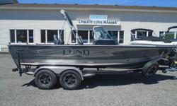 Lund has expanded their Impact line up with the Lund 2025 Impact XS. It's a perfect fishing boat for the serious anglers in the family with a center rod locker, massive storage, and large casting decks, but loaded with features the entire family will love