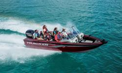 """LIMITED TIME BONUS: 'Exclusive Premium Package' includes Upgraded Cover, Port/Starboard Bow Cushions, and Battery Management System/Charger $49,995 - $4,000 CASH ALTERNATIVE= $45,995 SALE Includes TRACKER 5+LIFE WARRANTY """"The Best Warranty in the"""