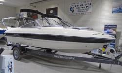 For new boat owners looking to get started with boating, the 208LS is a no-hassle model with all the necessary features included at a lower price than our 208LR model. It features a half-stripe and is available only in white and black. For boaters looking