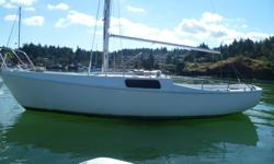 20' Cal, 3 sails (2 jibs, 1 main), Solid Boat. Needs Cosmetic Work Only. No engine. Ask for David, best time to call days Mon-Fri 10am-3pm weekends 10am-10pm.