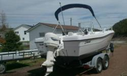 150 Johnson Outboard Motor -- very good condition. Call 880-7738