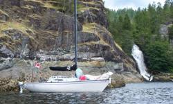The San Juan 24 is one of the most versatile and forgiving keelboats of its time; a great cruising or racing boat! We have enjoyed sailing with our family of four throughout the Gulf and San Juan islands as well as Desolation Sound but we have outgrown