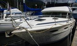 Been a great boat for the owners but it's time to move on. Terrific version of this popular model. Well kept and professionally maintained mechanically w/2235 hrs. Good equipment including a hard bottom RIB w/9.9 Yamaha o/b. Priced to sell so offers to