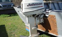 For sale 30hp joshson out board 2 stroke long shank can be heard running $800. firm. if interested phone 902-961-3434.
