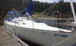 1989 C&C one owner,Excellent condition in and out,lightly used. New total inclosure with sail cover,100 watt solar panel,1500 watt inverter, Jabsco head.Yanmar 27hp.3000 hr.runs great,windless all chain and 35 lb.CQR , stereo , VHF,auto piolet 4000,GPS