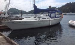 1989 C&C one owner,Excellent condition in and out,lightly used. New total inclosure with sail cover,100 watt solar panel,1500 watt inverter, Jabsco head.Yamaha 25 hp.3000 hr.runs great,windless all chain and 35 lb.CQR , stereo , VHF,auto piolet 4000,GPS