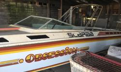 38 foot scarab complete 454 engines Needs full restoration