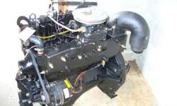 1991 Complete Mercruiser new manifold and riser engine was fresh water cooled ready to drop in 1950.00obo