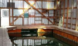 Good condition, modern design, well located boathouse in North Saanich Marina. New skylights. Asking $75,000 obo for sale.