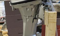 I am looking for some 8 or 10 hp. Honda Outboard Motors for Parts