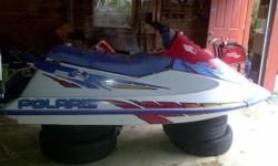 i have 94 Polaris  for sale the body is in good shape but motor is stuck  make an offer