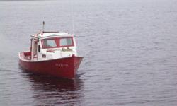 Boat has new house on it and, lots of new parts..Boat is Very, Very solid..It is fiberglassed inside and out....Very good Sea boat...must see. It hads a 6 cyl. ford engine but it needs a starter (Getting bad and would like to keep motor, but don't have