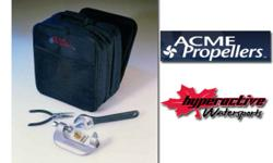 The festive celebrations continue with our '12 DEALS OF XMAS'. Deal #11 is this Acme Propellers weekend savers kit. Regularly priced at $249.95, now only $189.95!! (plus GST) a 'must have' for every boating enthusiast. traditional style puller kit