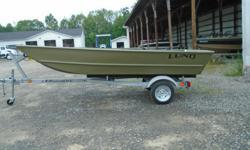 Jon Boats 1040 to 1648 WE HAVE LUND JON BOATS IN STOCK AND ON ORDER 10' TO 16' (Trailers not included) Give us a call or come on in and see us, we are open Saturdays 9:00AM TO 3:00PM and Sundays 10:00AM TO 3:00PM