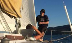 This is a terrific little daysailer/weekender. Vessel is in overall good condition - could use a paint job, but everything is solid and functional. Built in the early 80's this solidly built sailboat has a full length fibreglass encapsulated shoal keel -