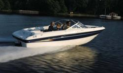 185 Bayliner with a 3.0 Merc Cruiser. Full Gauge Dash, With Digital Depth Gauge. AM/FM/MP3 Sterio System, 19 & 21 pitch props, This Unit is in like new condition and has always been stored indoors. I also have Life Jackets, Wet Suits, Skies, Towables,