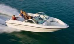 2008 Bayliner 175, 17.5' Open Bow, 135 Inboard Mercruiser (approx. 20 hours), Galvanized Trailer, Two Tarps (One custom made with snaps), Driver's Bucket Seat Upgrade, Factory Depth Finder. This boat has rarely been used and is in Excellent condition.