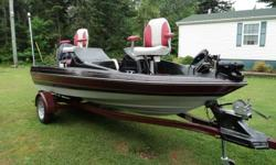 a  BASS  BOAT  15.5  [QUANTUM] PRO   everything you need for fishing  90  HP. EVENRUDE     PLUS LIFT  everything works great , check out the pictures   6902 672 1312  474 pleasant grove rd.