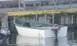 For Sale     One 18ft Fibre Glass Boat   One 25 Horsepower Mariner Outboard Motor   One 30 Horsepower Outboard Motor