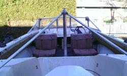 18ft 1978 Campion w/ Johnson V4 seahorse 115 outboard *REBUILT. Has 20 hours on it, runs great! Complete w/ heavy duty trailer. $4000 obo. Port Coquitlam area. Call 1 587 893 6992 or 778 242 5076