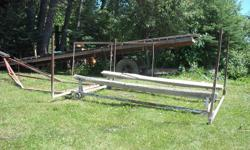Selling boat lift rail system, it is at Surgeon Lake.   Good condition   Please call Art with any questions @ 241-3863