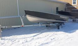 Call or Text Jeff (902)439-2391 or Brian (902) 439-5405 Excellent for Waterfowl Hunting, Trout Fishing or just getting to your favorite part of the beach. We have three beautiful boats with trailers left in inventory, give us a call you will not regret