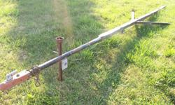 USED TRAILER FRAME FOR SMALL SIZE BOAT NO MORE THE 14 FT LONG NO WHEELS OR AXLE ,LET MY NOW THANKS MARIO 519 796 7075