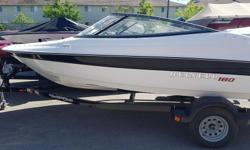 Reinell 180 Br with 115 mercury Pro Xs stereo / full gauge package tilt steering / color gel-coat bow and cockpit covers painted trailer 5 year warranty