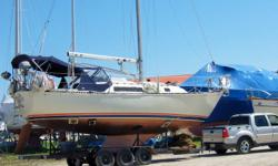 Well maintained C&C sailboat, inboard Yanmar diesel,, new stove, new motor lift, roller furling, full Genco enclosure, Boatex dinghy, surveyed 2008, selling due to illness. Sitting on beautiful Manitoulin Island. Negotiable.This comes with or without tri