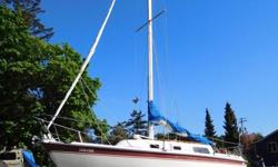 - designed by famed Naval Architect Bill Lapworth, for CAL Yachts, built 1979 - very forgiving, cruisable sailboat; sloop configured; with functional galley; sleeps up to 5 in 2 compartments; private head - powered by reliable, 2 cyl. Universal diesel -