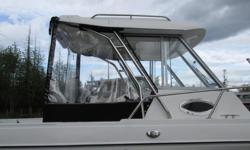 "23' 6"" 2014 Campion 622WA. 8' beam. Brand New, used 2 times. Yamaha 200 Outboard, 9.9 Yamaha kicker. Hard Top with sliding windows, raw water wash down. Hydraulic trim tabs. Karavan 4800 tandem galvanized disc brake trailer. Boat is fully loaded, Scotty"