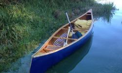Although we specialize in canvas covered canoes, we repair and restore all makes, models and types of canoes and kayaks, Wood and Canvas, cedar strip, fiberglass, Kevlar® and ABS. Please contact us for more information or visit our website at: