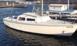 swing keel, comes with trailer, 9.9 electric start, redone upholstery, hull is sound, no leaks. 705-253-5542