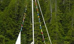 ESTATE SALE - 1988 Coast 34 sailboat. Custom built cutter rigged - offshore sailboat. This is a very seaworthy boat that has been to Mexico and has sailed the coast of British Columbia extensively. The boat needs to be cleaned up and a little TLC to bring