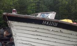 18 ft mahogany criscraft in desperate need of restoration. No motor but comes with trailer. Used to a we'll loved boat but has fell into disrepair the last nine years. Please help this boat. Willing to take any reasonable offer.