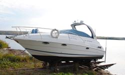 28 ft cruiser for sale this boat is in great shape as you can see in the pics it has spent its winters in is own little home located on the mira where it can be veiw this gem is a must to see  my number is 564 8551