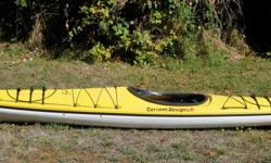"I have a Current Design Solstice GTXL Single Sea Kayak for sale. She is 17'7"" in length with a 24.25"" beam and is a stable yet fast kayak with loads of storage capacity for any long distance touring adventure. I have had a full bow to stern hull"