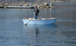 Custom handmade fly fishing prams, lightweight, constructed out of top quality materials and made to last! 8' and 10' models available. More information at http://www.woodenflyfishingboats.com Contact Terry for more details/pricing/custom options.