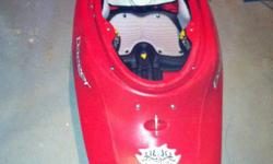 Dagger crazy 88 6.3 play boat for sale. Includes large spray deck. In very good condition.