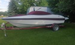 2008 with 190 hp volve. Very nice shape call for more info. 1 owner. 3065367647