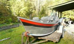 12ft Willie Magnum Drift Boat. Great for small and large rivers.   2 Anchors,2 sets of oars 1 set MSX-G Sawyer,Custom fit aluminum fish box, Dry storage,2 removable padded seats . EXCELLENT  CONDITION!!!! also included a trailer with electric winch.