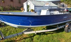 15' Dura boat with console and 2002 25 hp 2 stroke merc motor and galvanized trailer 2 scotty electric down riggers $3500 firm or will negotiate if not wanting the down riggers $3100 without.