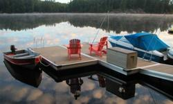 Eco Dock Designs Inc.   Eastern Canadian Dealer   Intoducing Dock In a Box. Leaders in dock Technology   All Frames are either double or triple chambered marine grade aluminum, high in strength and low in weight. Chambered cross bracing adds stiffness and