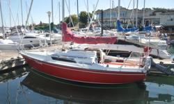 1981 Edel 665, 22', Beautiful Condition, 8hp Yamaha 4 stroke recently tuned. Electric start with controls in cockpit. Sails in excellent condition. Roller furling jib, spinnaker, GPS, Depth Finder and Marine Radio. Autopilot. New battery. Transferable