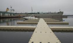 EZ Dock is the worldwide market leader in floating docks and PWC lifts. We have the dock and lift solution for you- be it residential, commercial, special event, or special need. Our patented polyethylene system has all the accessories and features you