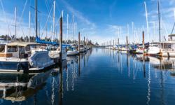 Fairwinds Marina offers flexible moorage options for boats up to 80 feet in length. Alternatively, stop by as you cruise up the coast to fill up on either gas or diesel fuel. Other services available include: * Boat ramp access * Laundry facilities *