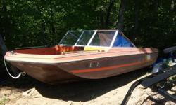 I have three fiberglass boats, all are structurally sound have good transoms and need new interiors. one is 15;, one is 17 and the other is 19' No motors or trailers with them.. I am just west of Perth If not gone by labour day I am taking to the dump.