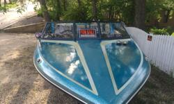19.5 ft Glascon 185hp chevy v6 3.8ltr and 400 OMC drive mechanically excellent serviced and ready to cruise the lake.reason for selling lost job must sell.best offer.